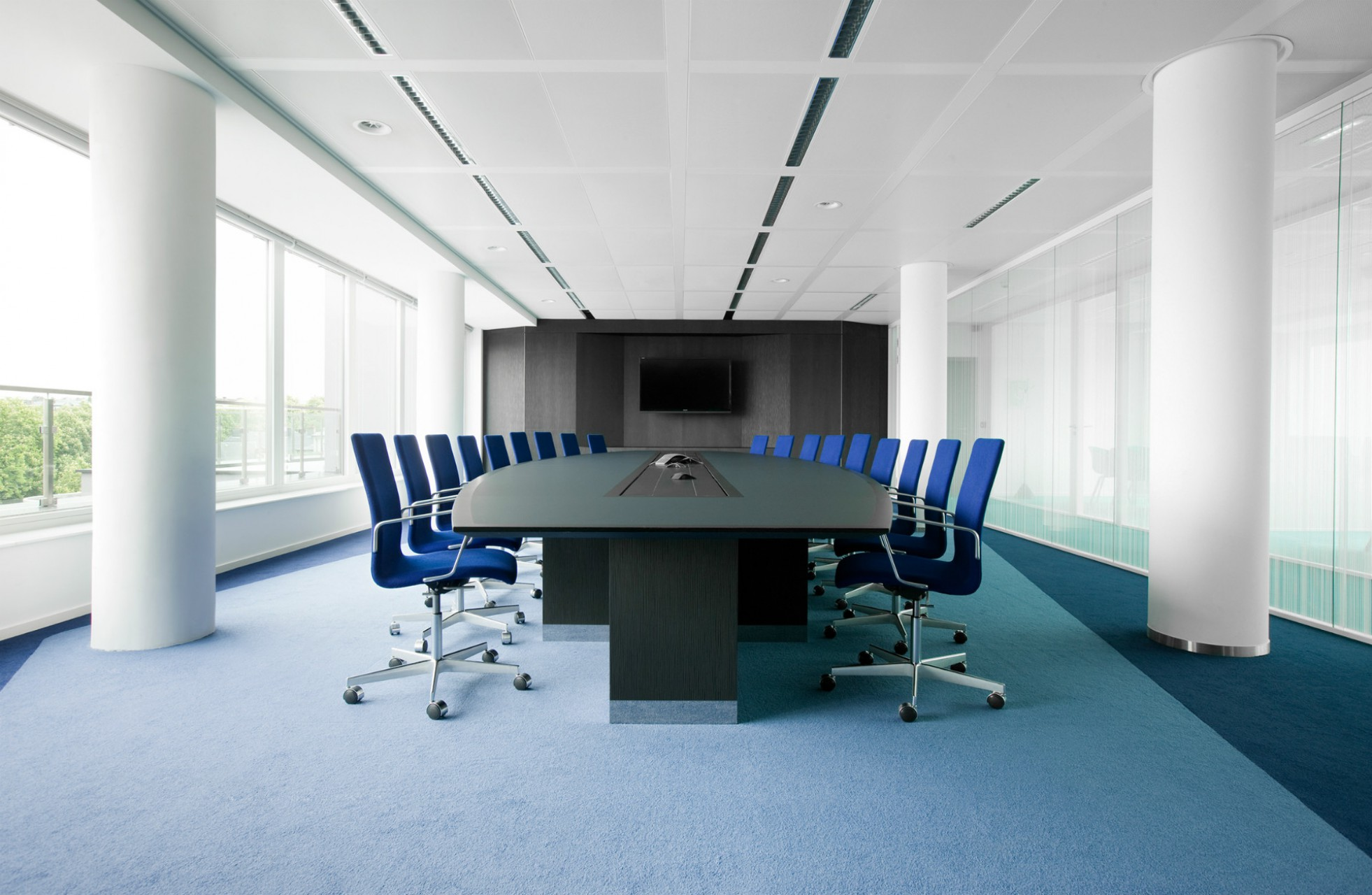 AVANTGAND - Lieven Dirckx: Office project located in  luxembourg.