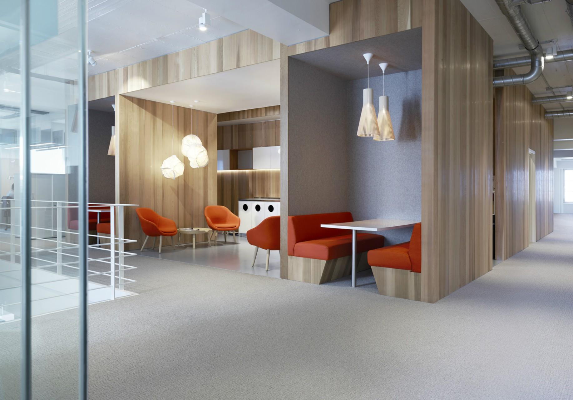 AVANTGAND - Lieven Dirckx: Triodos Headquarters Belgium